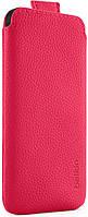 Чехол Belkin iPhone 5/5s/SE Pocket Case Pink (F8W123vfC03)