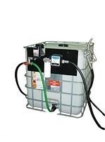 Мобильная заправка для дизельного топлива на 1000, 2000, 3000 литров