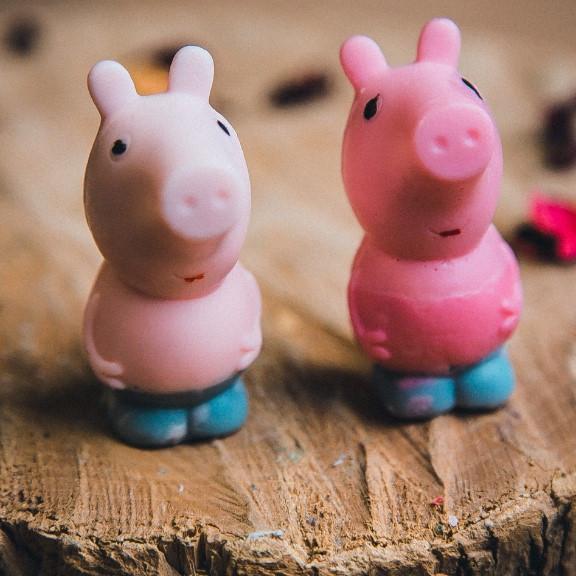Дитяче Мило ручної роботи Свинка Пеппа, мило Свинка Пеппа
