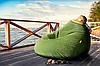 Бескаркасное кресло-груша Микрофибра, фото 4