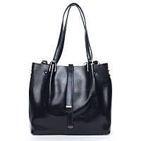 Женская сумка синего цвета из натуральной кожи. КОЛ-ВО ОГРАНИЧЕННО!, фото 1