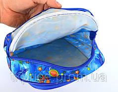 Детский рюкзак для мальчика 141 голубой, фото 3