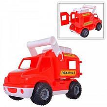 """KM0506 """"КонсТрак - пожежна команда"""", автомобіль (у сіточці)"""