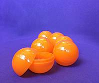 Шары для лототрона Оранжевые Диаметр: 40 мм. Разъёмные.