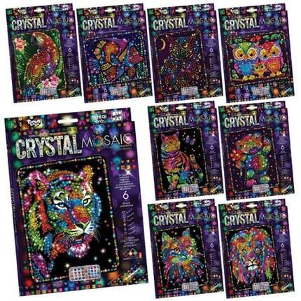 """KM44396 Набір креативної творчості """"CRYSTAL MOSAIC"""" (20), CRM-01-01,02,03,04...10, фото 2"""
