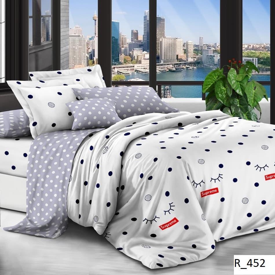 Комплект постельного белья (Евро размер)