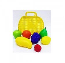 KM04-463 Сумочка с фруктами, 7предм