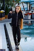 Детский спортивный костюм  для девочки . Р.134-152. Новый.(AH-2391), фото 1