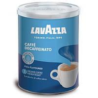 Кофе молотый Lavazza Dek Classico, 250г ж/б