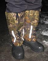Бахилы зимние рыбацкие мужские ТД Охотник