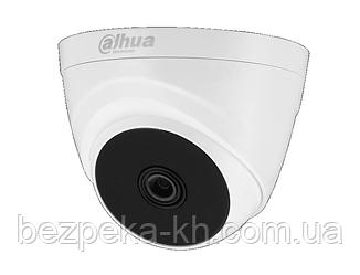 Видеокамера Dahua HDCVI  DH-HAC-T1A11P