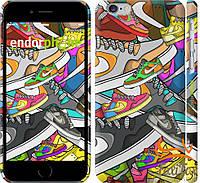 "Чехол накладка для iPhone 6 "" World of Nike """