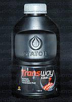 Трансмісійне масло STATOIL(Стайтол)TRANSWAY S DX III J 1л.