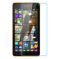 Защитное стекло для Nokia Lumia 535 (0.3 мм, 2.5D)