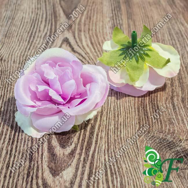 Головка розы Спирит сиреневый