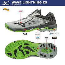 Волейбольные кроссовки Mizuno Wave Lightning Z5 V1GA1900-37, фото 2