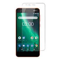 Защитное стекло для Nokia 2 (0.3 мм, 2.5D)
