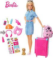 Барби Путешественница Barbie Travel Doll