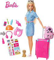 Барби Путешественница Оригинал (FWV25) (887961683820)