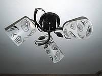 Люстра потолочная двухламповая , US02262-3CR