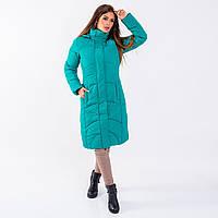 Женское пальто Indigo N 005T PINE GREEN