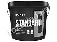 """Штукатурка структурная """"барашек"""" Kolorit Standart B (база LАP) 25кг"""