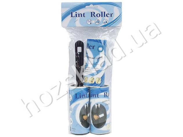 Щетка липучка для одежды 10м 10х3х3см (цена за набор 3шт), фото 2