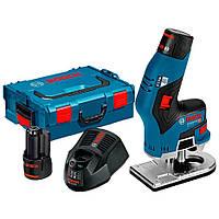 Аккумуляторный фрез Bosch GKF 12V-8 Professional (06016B0000)