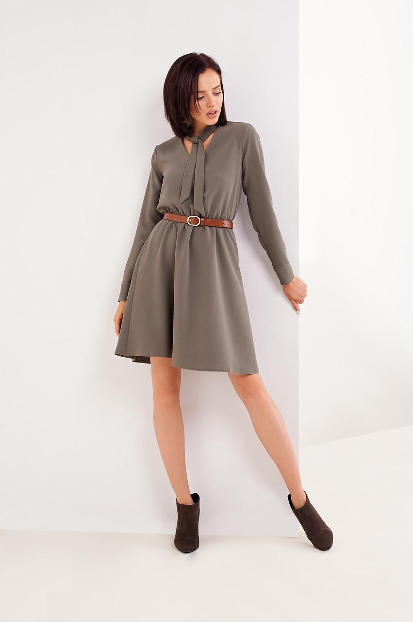Молодежное шикарное платье