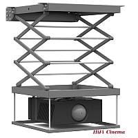 Моторизированный лифт KSL LPR 30-300 потолочный кронштейн для проектора скрытого монтажа