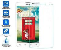 Защитное стекло для LG L80 (0.3 мм, 2.5D)