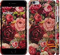 """Чехол крышка для iphone 6 """" Розы """""""