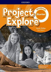 Project Explore Starter Workbook with Online Practice