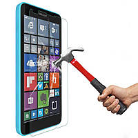 Защитное стекло для Nokia Lumia 520 (0.3 мм, 2.5D)