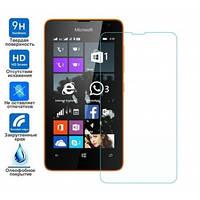 Защитное стекло для Nokia Lumia 430 (0.3 мм, 2.5D)