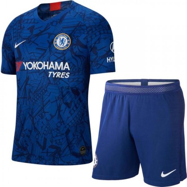 Футбольная форма Челси (Chelsea), дом/синий сезон 19/20 XL