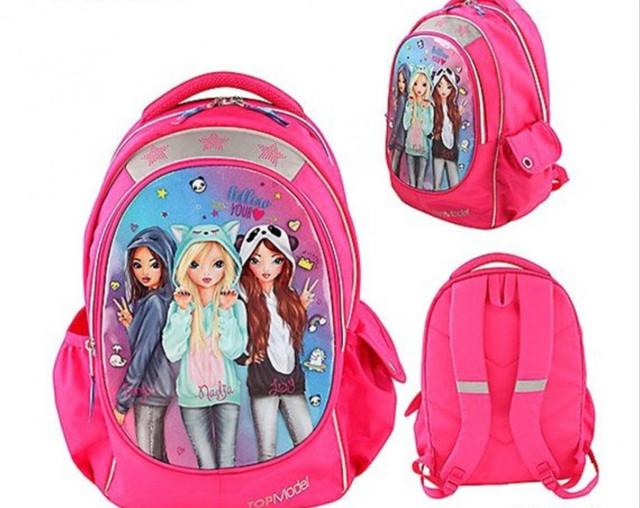 ТОР-Model Рюкзак Моделі рожевий ( Рюкзак TOP Model Модели, розовый, друзья, Friends)