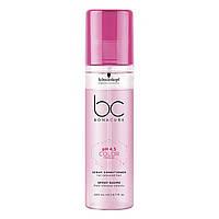 Спрей-кондиціонер для фарбованого волосся SCHWARZKOPF BC Color Freeze Spray Conditioner 200 мл