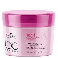 Маска для окрашенных волос SCHWARZKOPF BC Color Freeze Treatment 200 мл