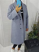Стильное пальто весна-осень 42-48, фото 1