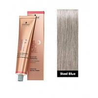 Тонирующая краска для волос для блондинок SCHWARZKOPF Blond Me Blonde Toning 60 мл Steel Blue - Стальной голубой