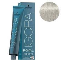 Краска для волос Schwarzkopf Igora Royal Highlift 60 мл 10-21 Ультра блондин пепельный сандрэ