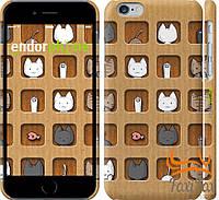 """Эксклюзивный чехол для iPhone 6 """" Cat """""""