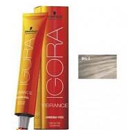 Безаммиачная краска для волос SCHWARZKOPF Igora Vibrance 60 мл  9,5-1 светлый блондин сандрэ