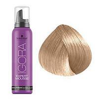 Тонирующий мусс для волос Schwarzkopf Professional Igora Expert Mousse 100 мл 9.5-4 Светлый блондин пастельный бежевы