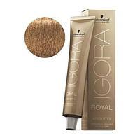 Стойкая краска для седых волос SCHWARZKOPF Igora Royal Absolutes 60 мл 8-50 Светлый русый золотистый натуральный