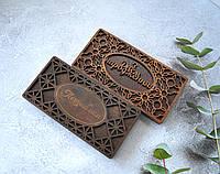 Подарочная коробочка конверт  для денег