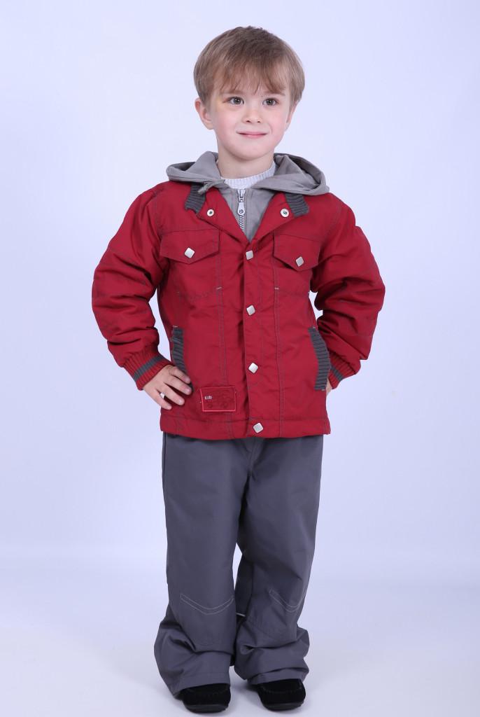 Детский демисезонный костюм для мальчика KIKO | 86-104р.