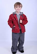 Детский демисезонный костюм для мальчика KIKO | 86-104р., фото 3