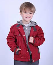 Детский демисезонный костюм для мальчика KIKO | 86-104р., фото 2